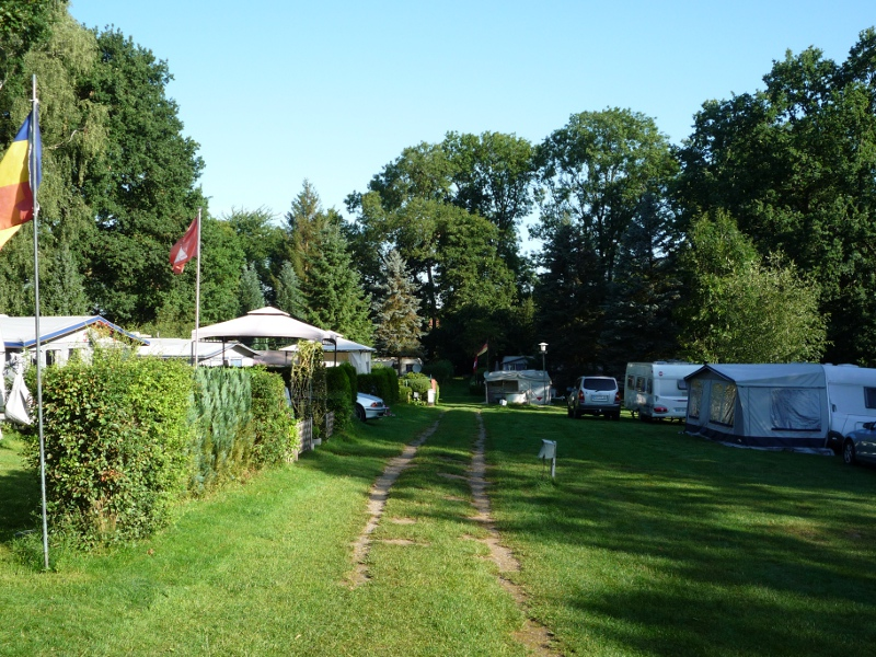 Camping ground Großensee